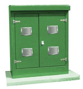 GRP Cabinet