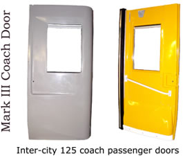 mark III Coach Door